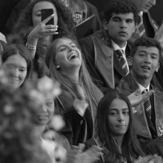 Aiglon Graduation Laughter.jpeg