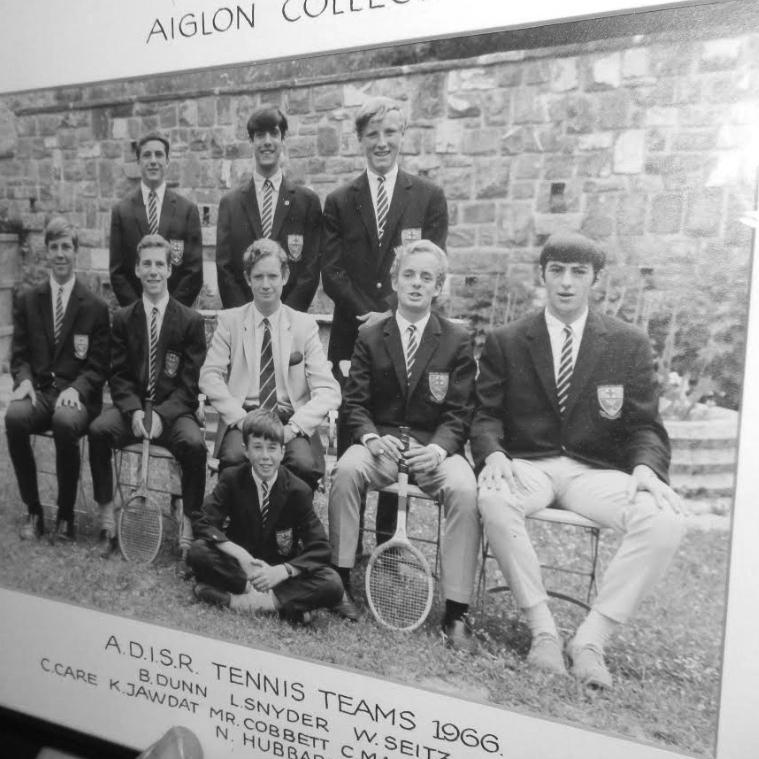 Aiglon 1966 Tennis Team.jpeg