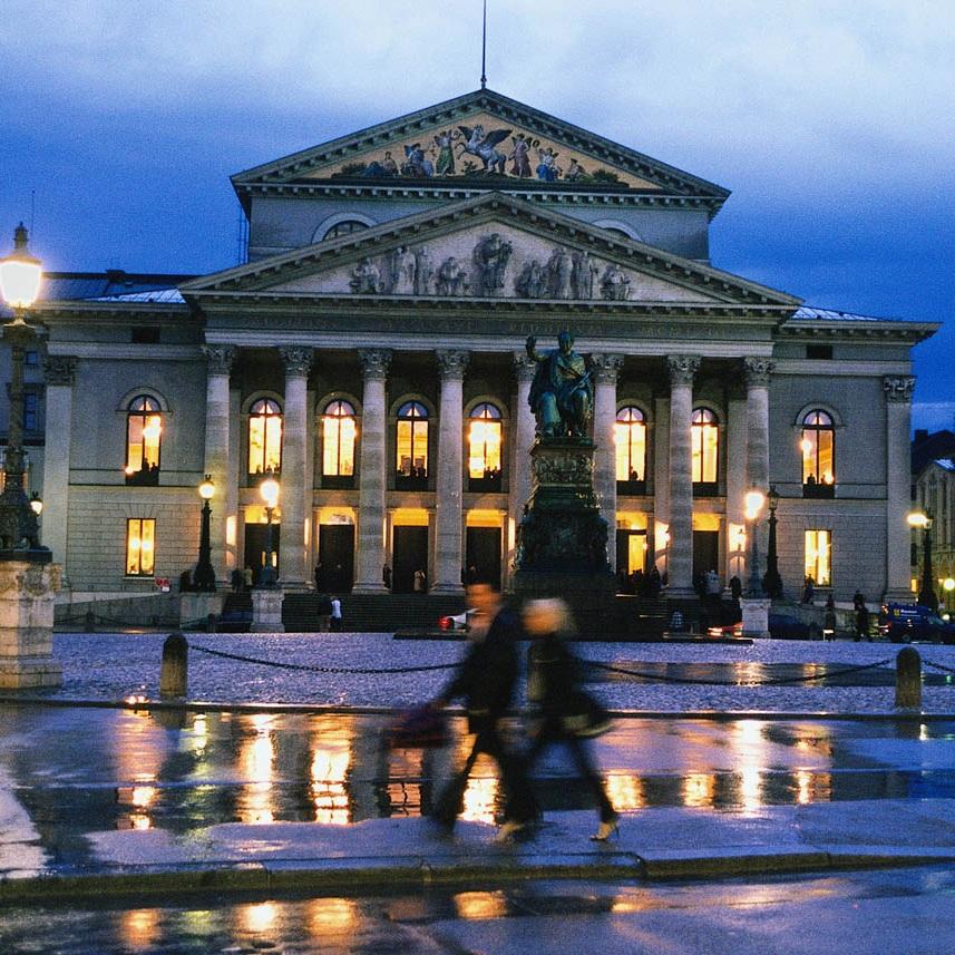 Opera in Munich