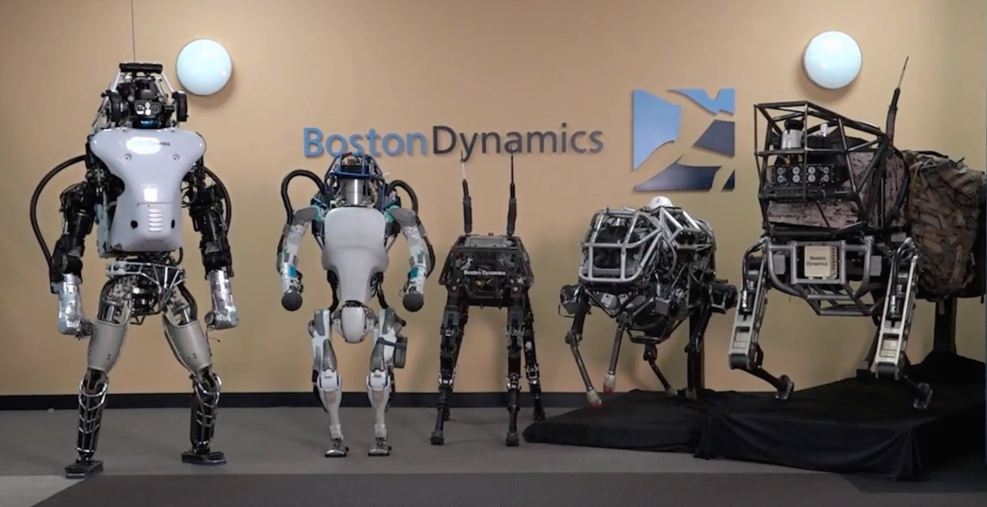 Photo Credit: Boston Dynamics
