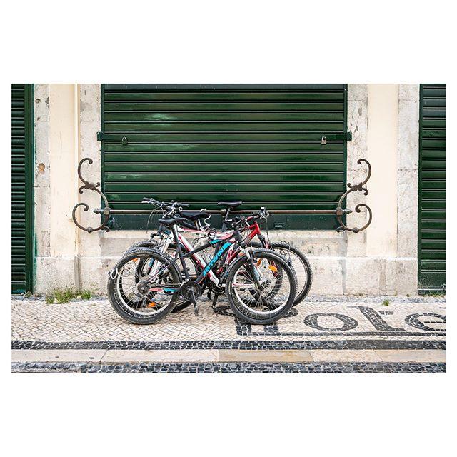 Bike Batch #2 #lisboa #bikesofinstagram #streetphotography