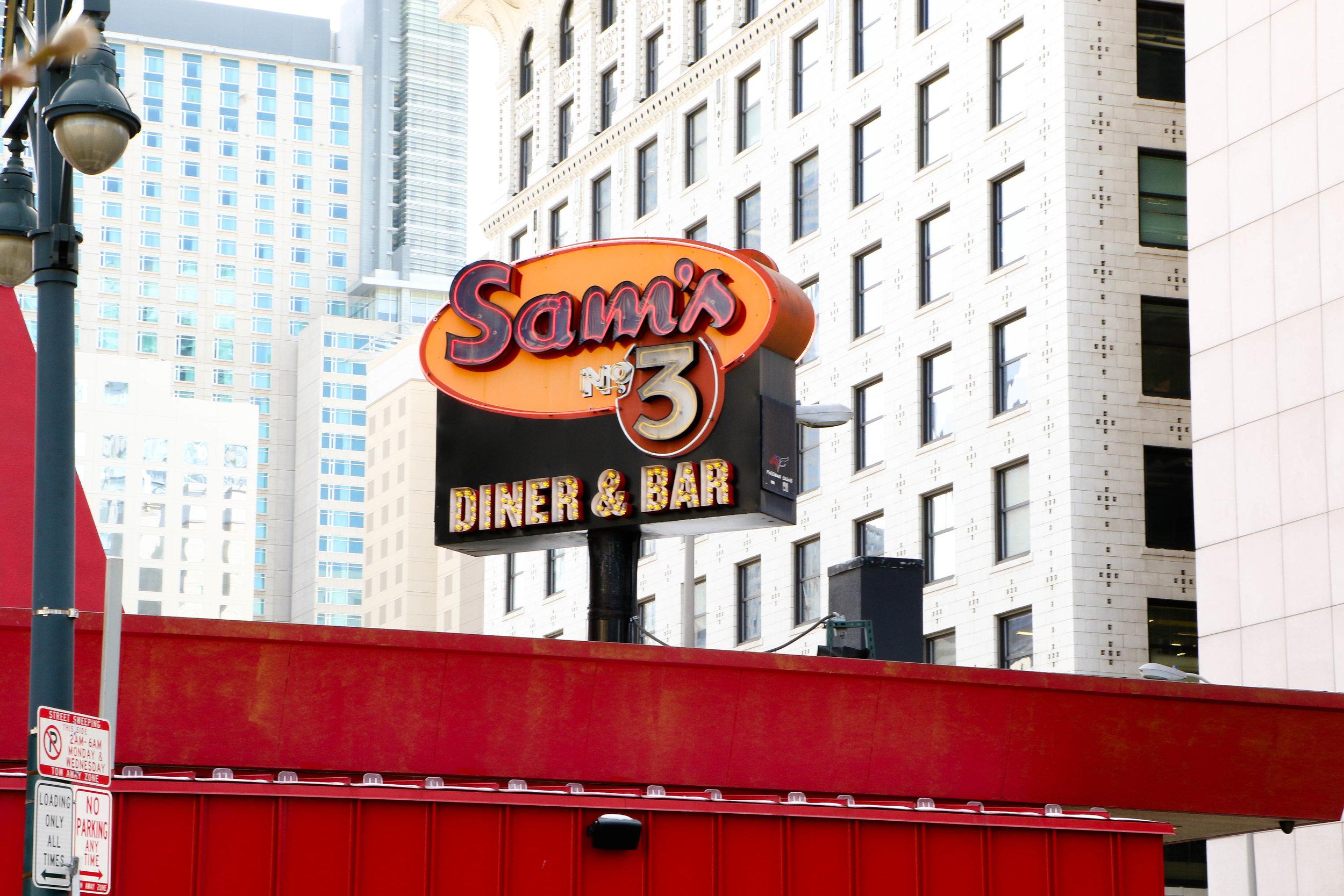 Sam's No. 3 Diner @Curtis Street - LODO Denver