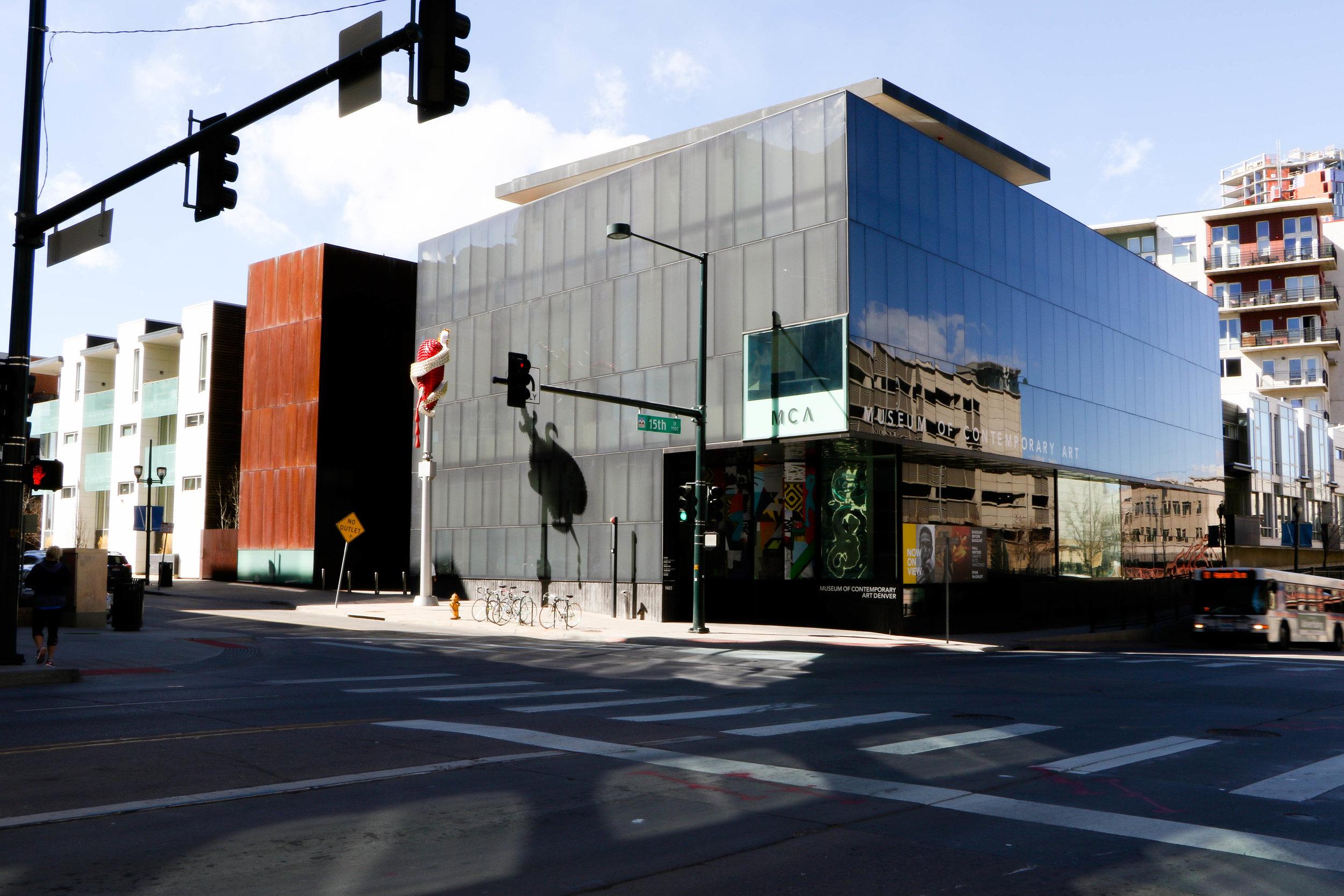 Museum of Contemporary Art Denver - LODO Denver