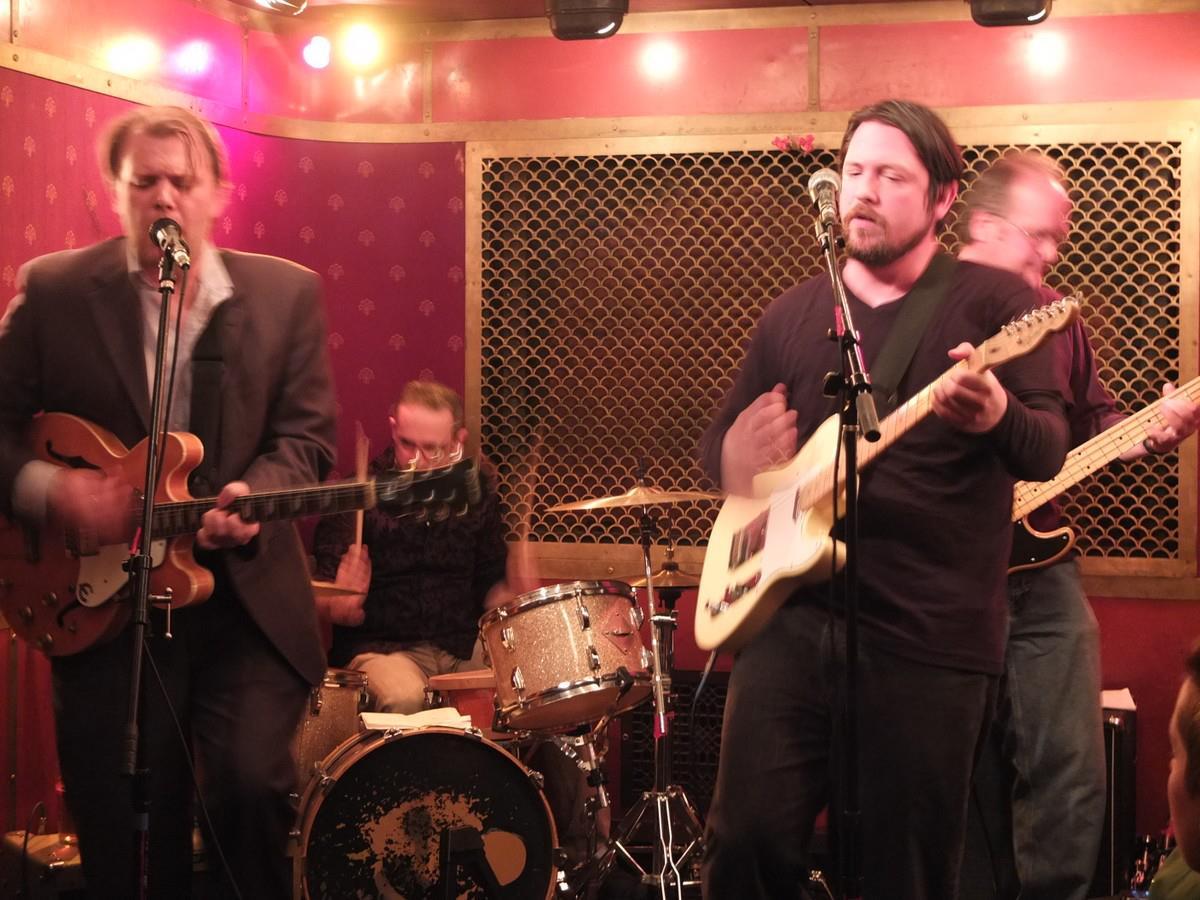 Adam Lakes Band