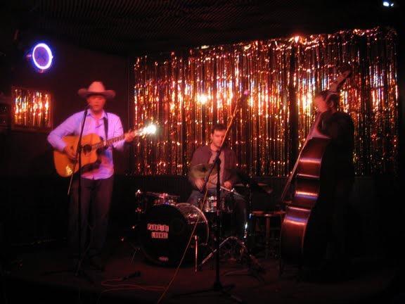 Tyler Burba, Rob Malesko, and Seth Myers. Photo by David Siskovich.