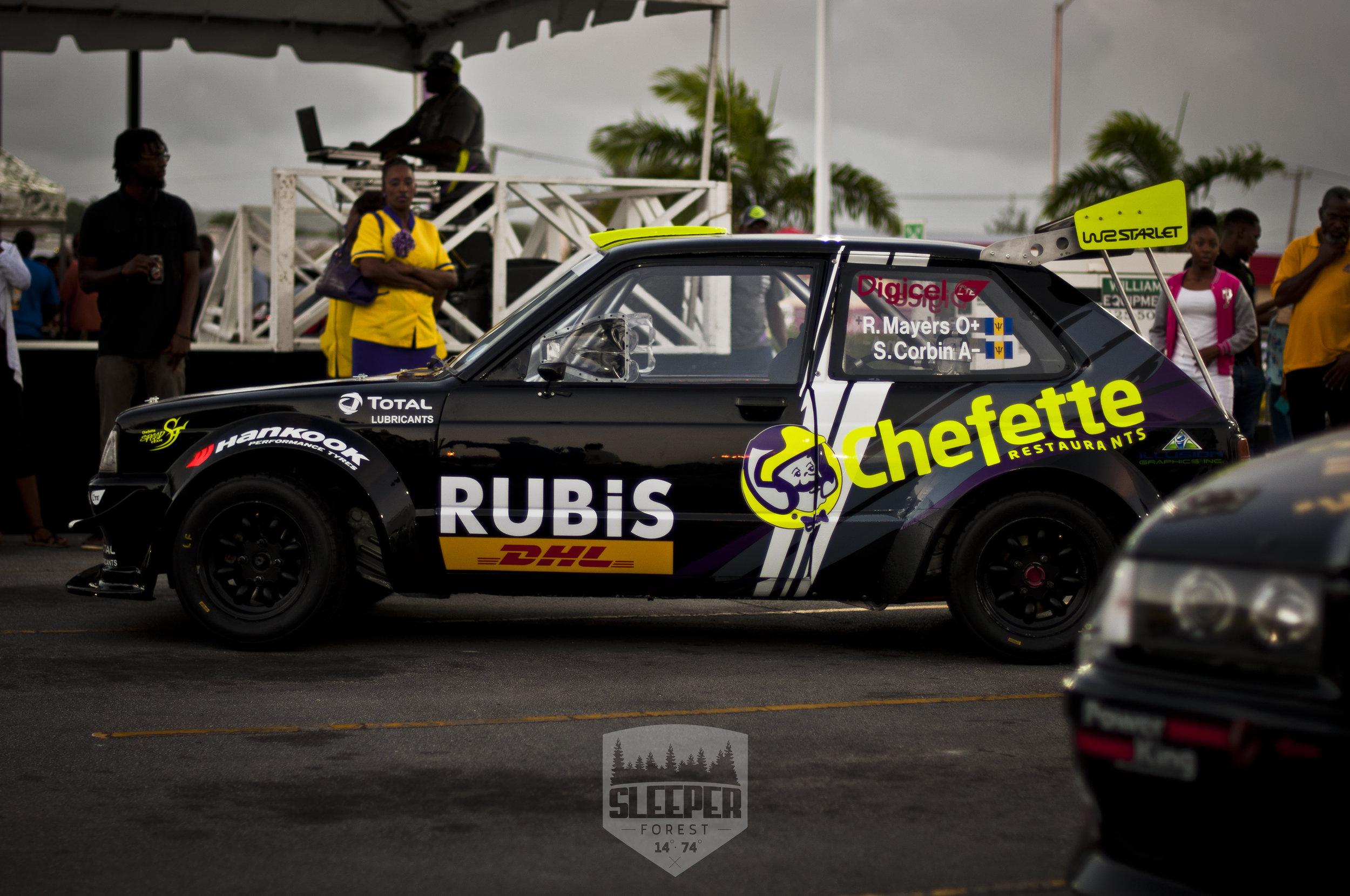 Starlet WRC