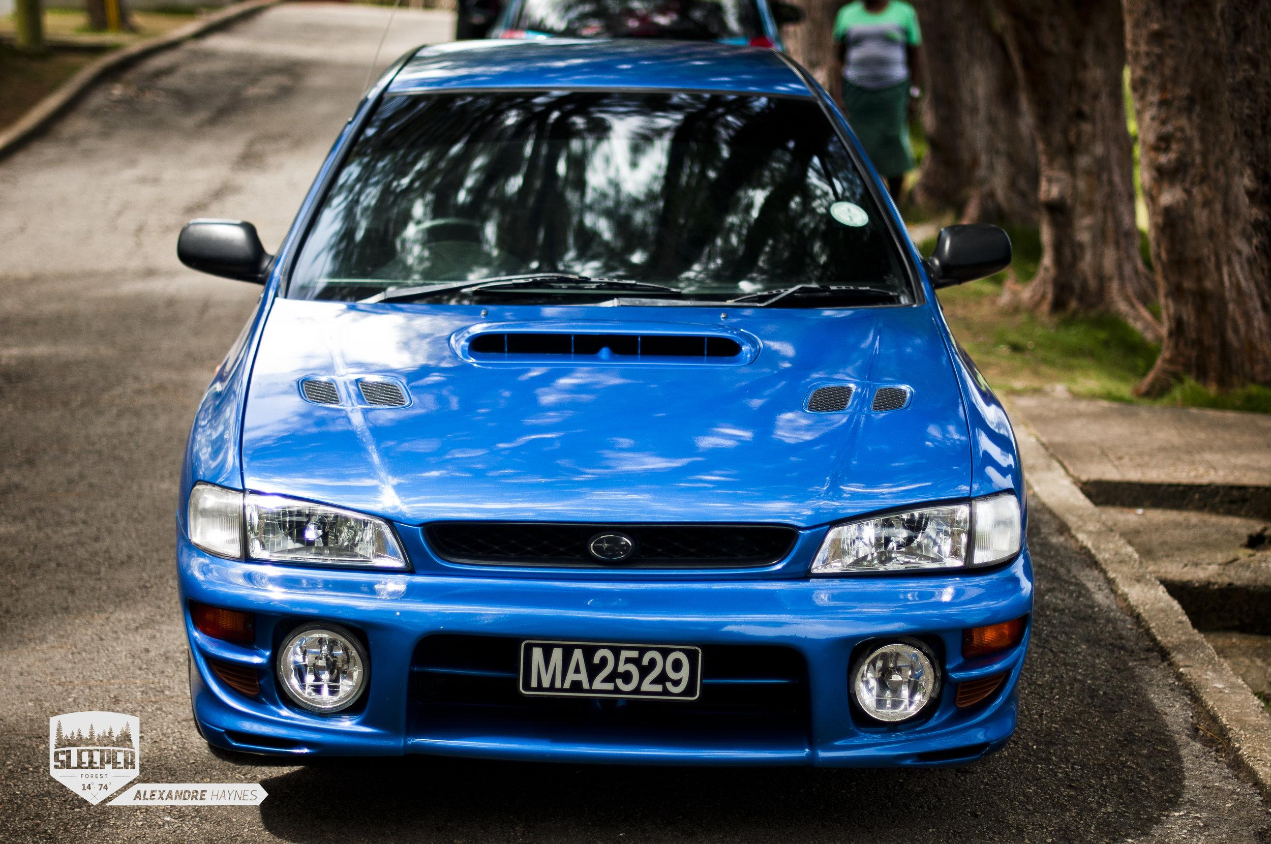 Subaru GC8 WRX