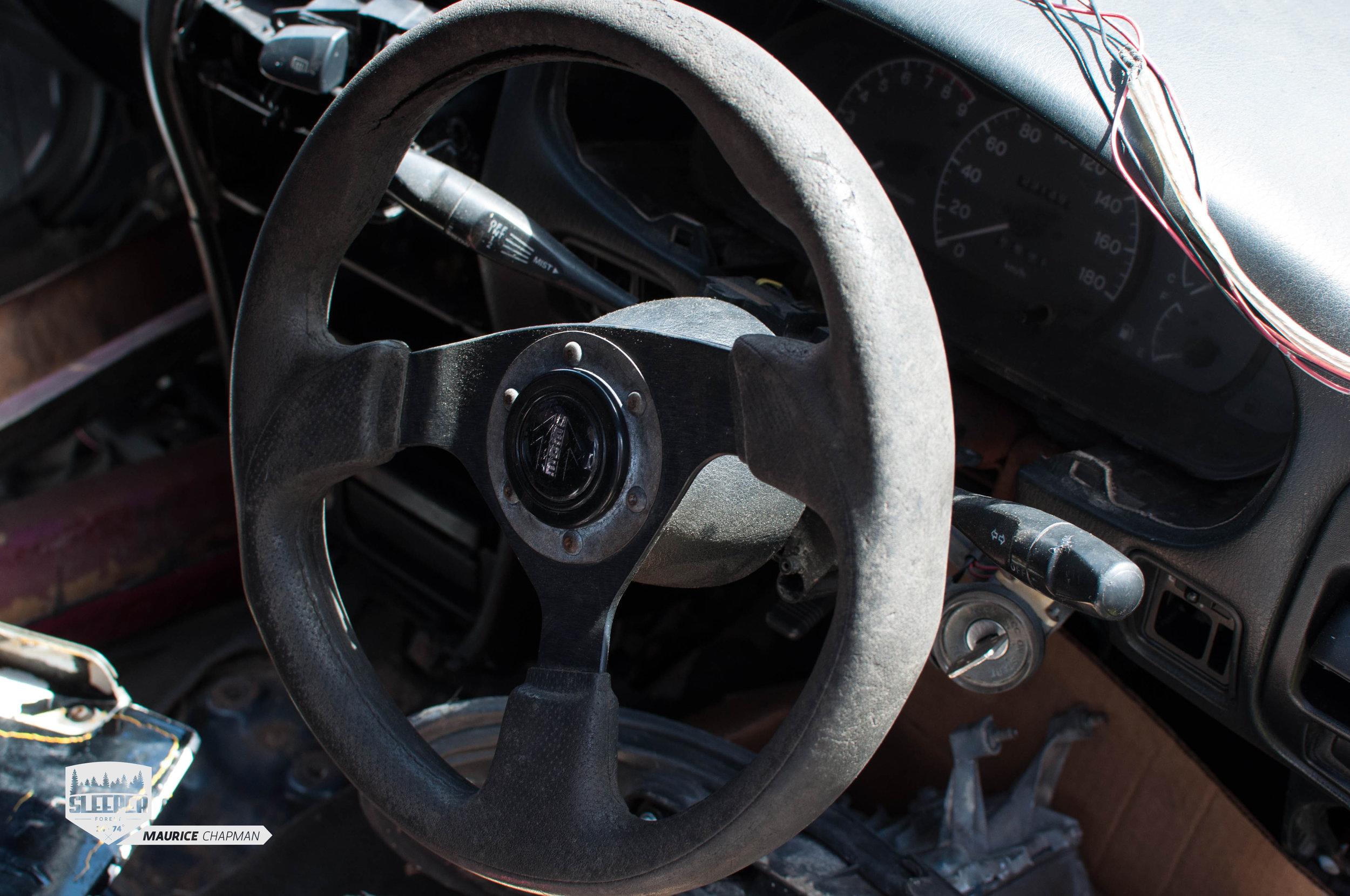 Oringal Momo wheel