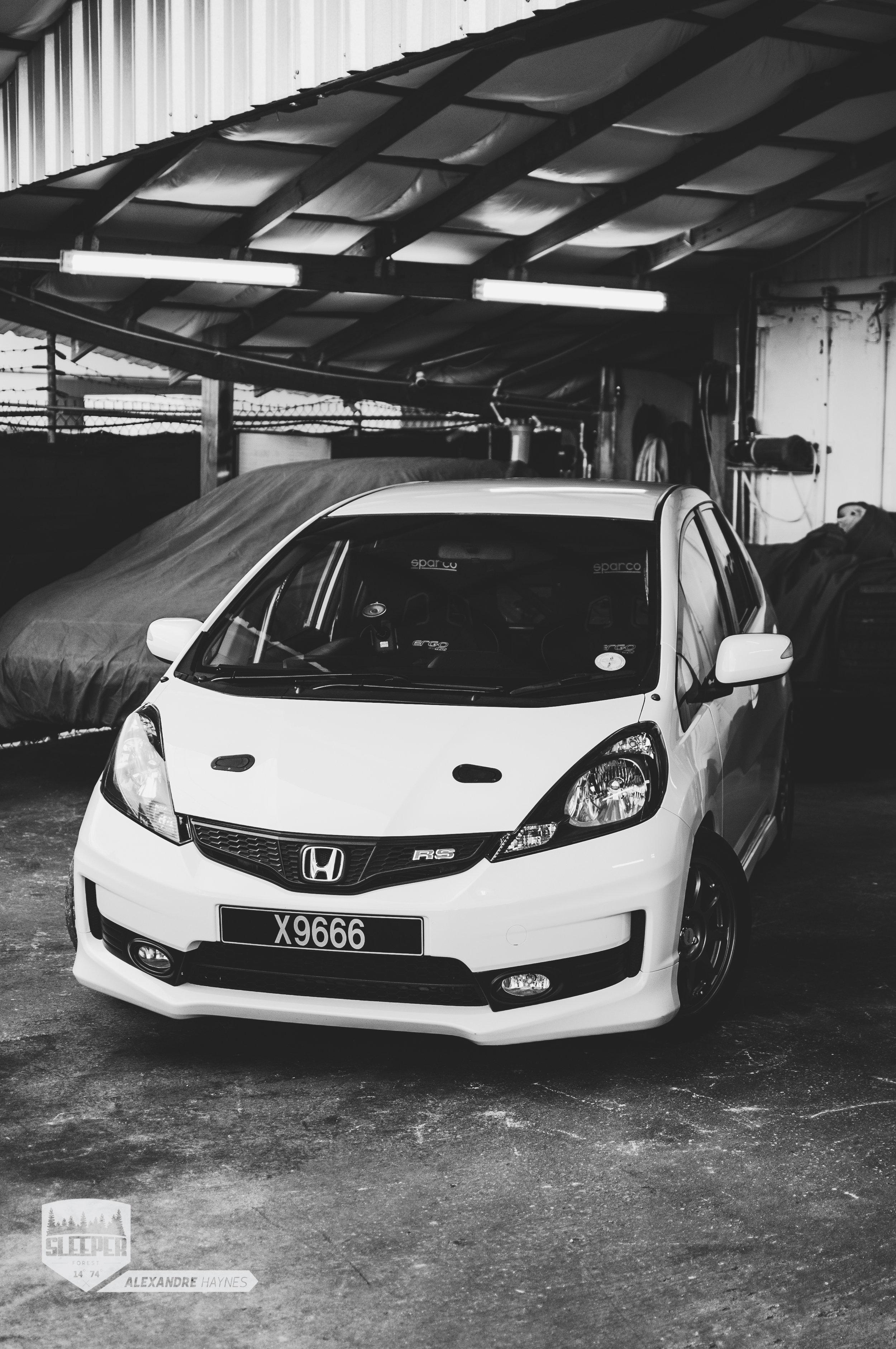 Honda Fit Barbados