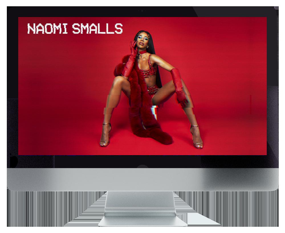 NaomiSmalls.com