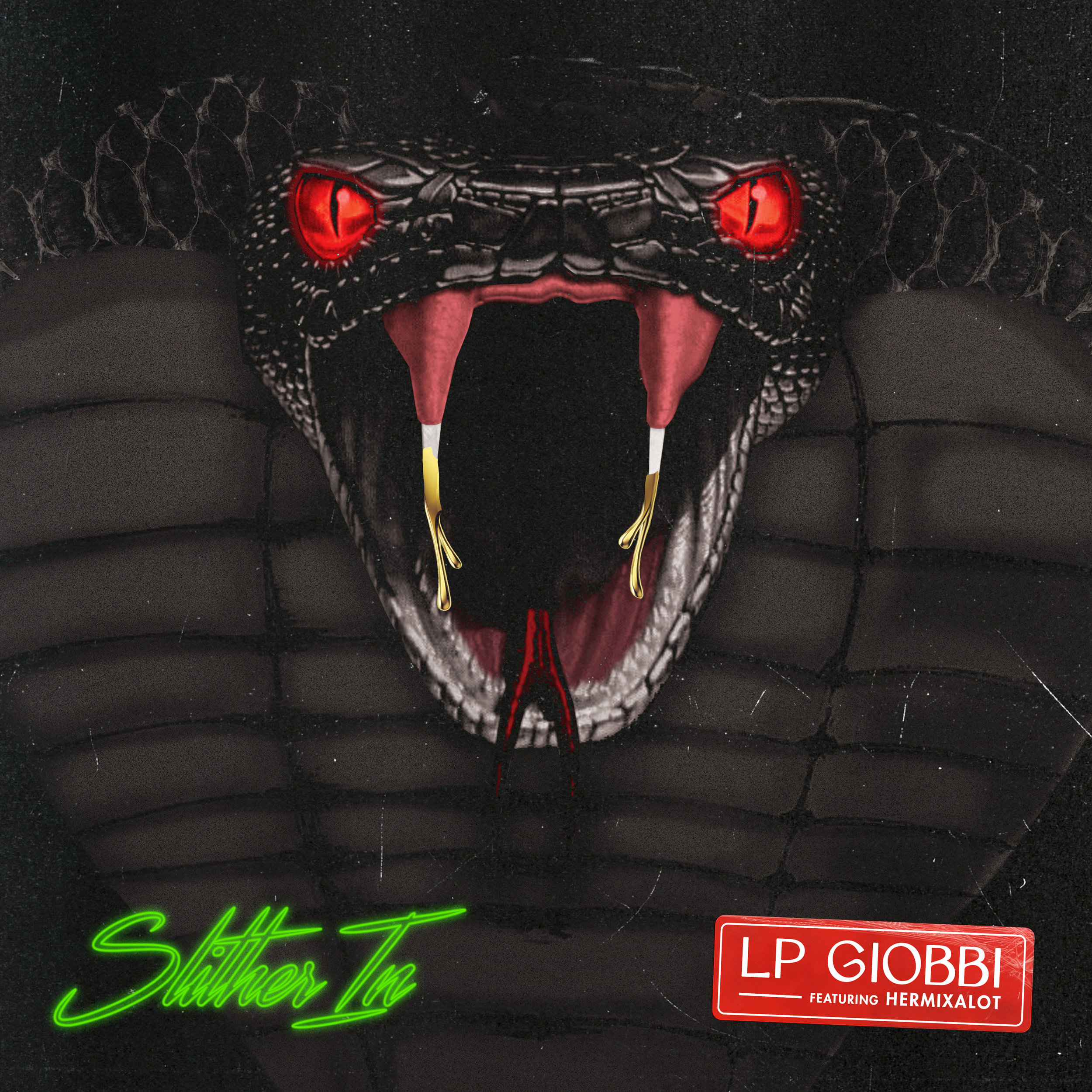 LP Giobbi  | album art