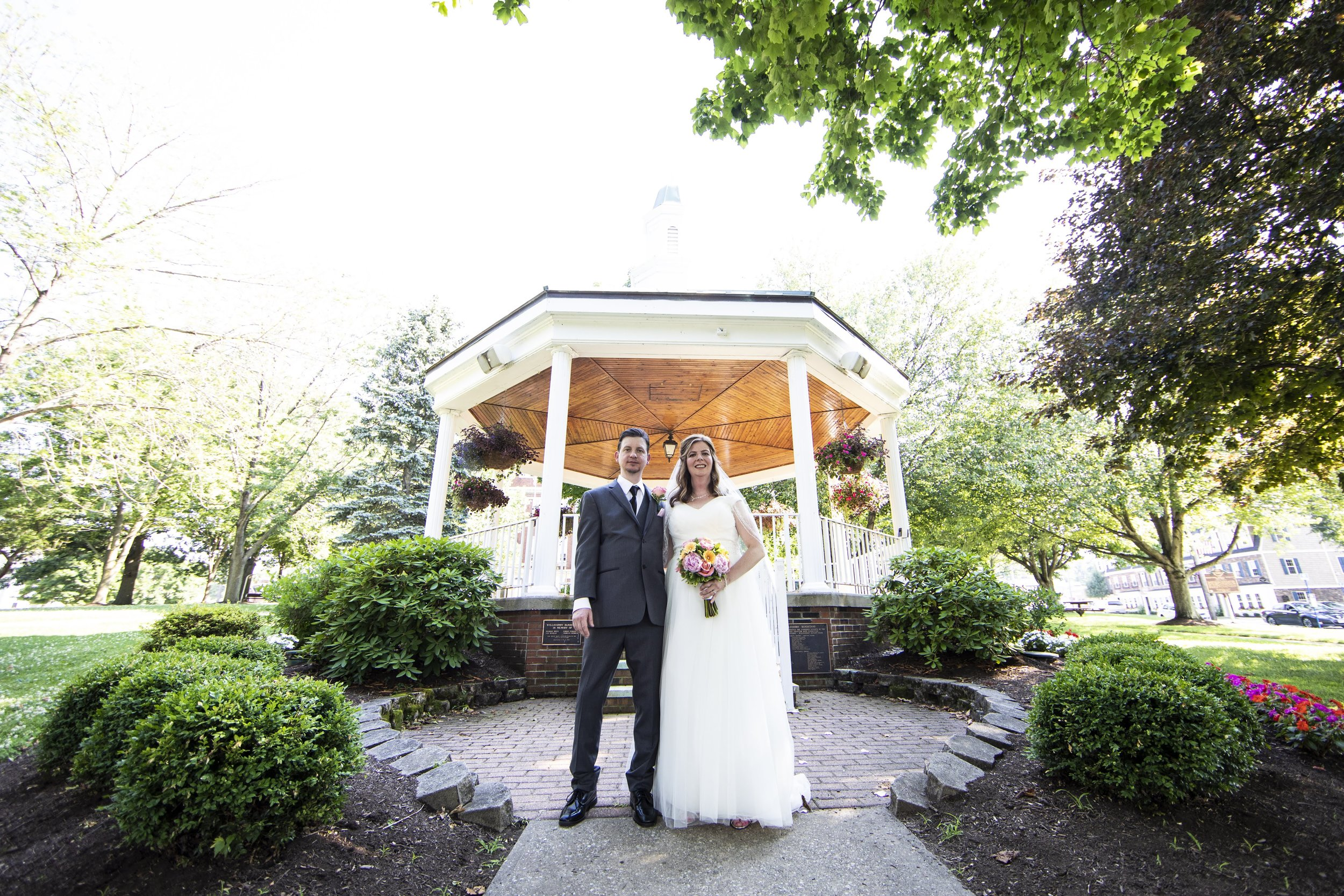 PAM & RANDY AT COULBY PARK - June 30th, 2018