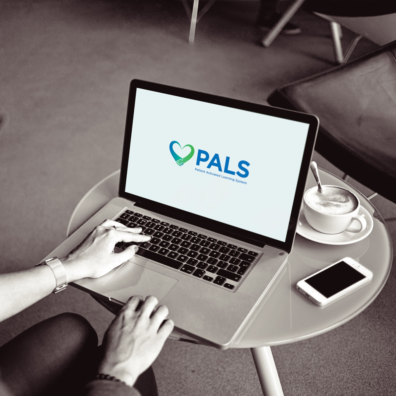 PALS - Using Design to instill Trust and Reassurance to a Weill Cornell Medicine Healthcare Platform