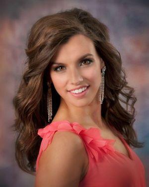 Miss Maine 2014 Audrey Thames