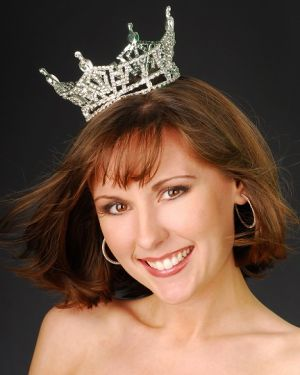 Miss Maine 2008 Adrienne Watkinson