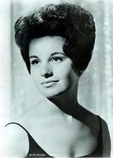 Miss Maine 1963 Elaine Ann Ouellette