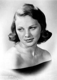 Miss Maine 1960 Sally Ann Robinson