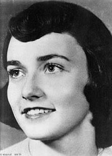 Miss Maine 1956 Mary Ellen Sanborn
