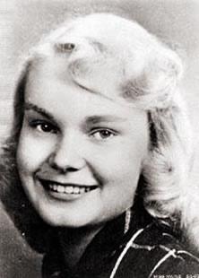 Miss Maine 1955 Janice Vaughn