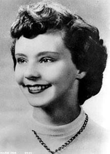 Miss Maine 1953 Karen Diane Thorsell