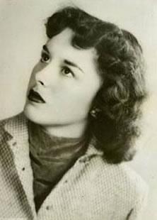 Miss Maine 1951 Beverly Ann Emery