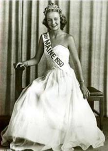 Miss Maine 1950 Jane Harragan