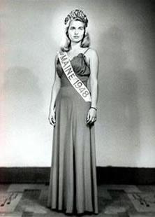 Miss Maine 1948 Muriel Applebee