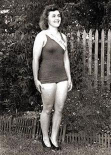 Miss Maine 1943 Eleanor Fournier