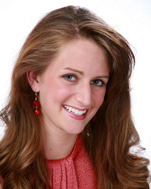 Miss Maine's Outstanding Teen 2007 Erin Buck
