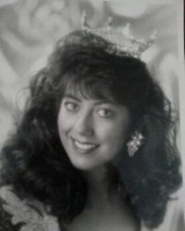 Miss Maine 1990 Ann Rowe
