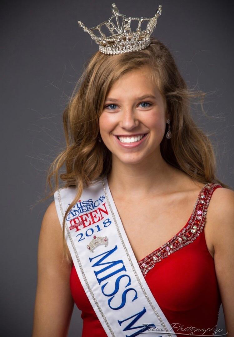 Miss Maine's Outstanding Teen 2018 Macy Grant