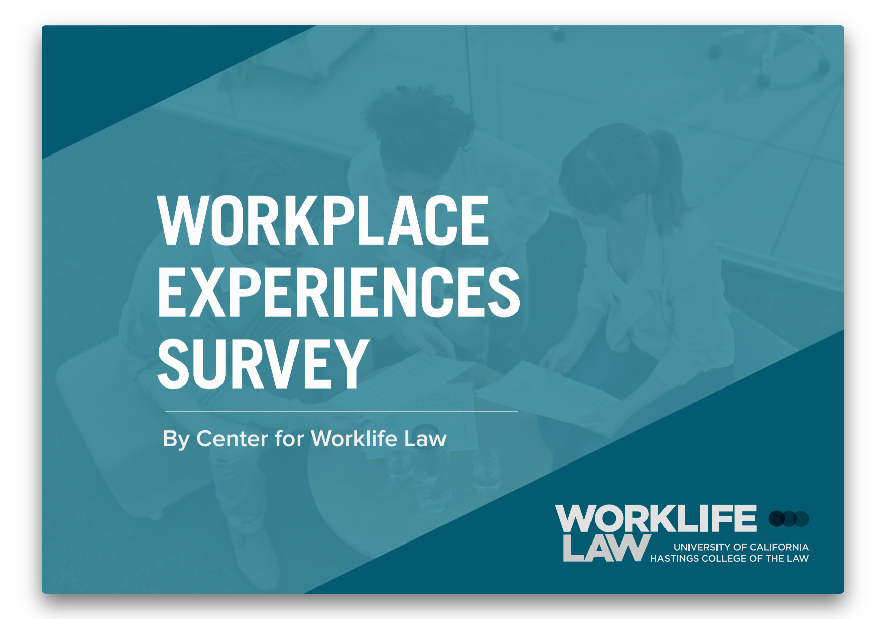 workplace experiences survey marketing strategy