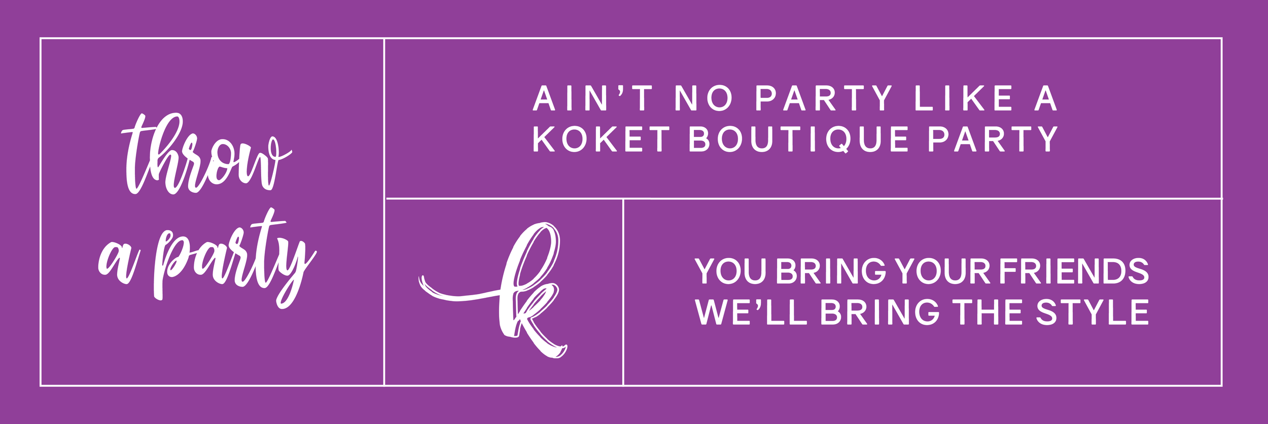 Koket Boutique : A Women's Boutique in Raleigh, NC that offers at-home fashion parties