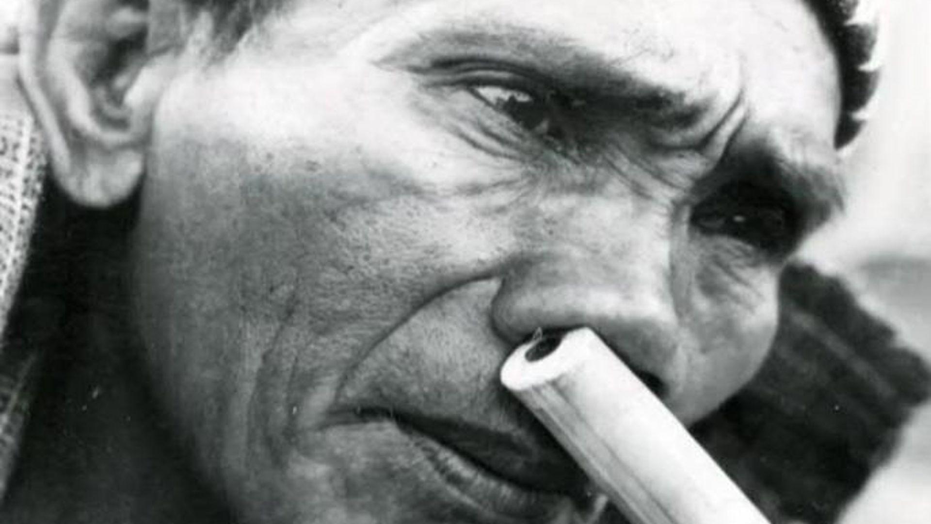 Film Still from Bontoc Eulogy (1995)