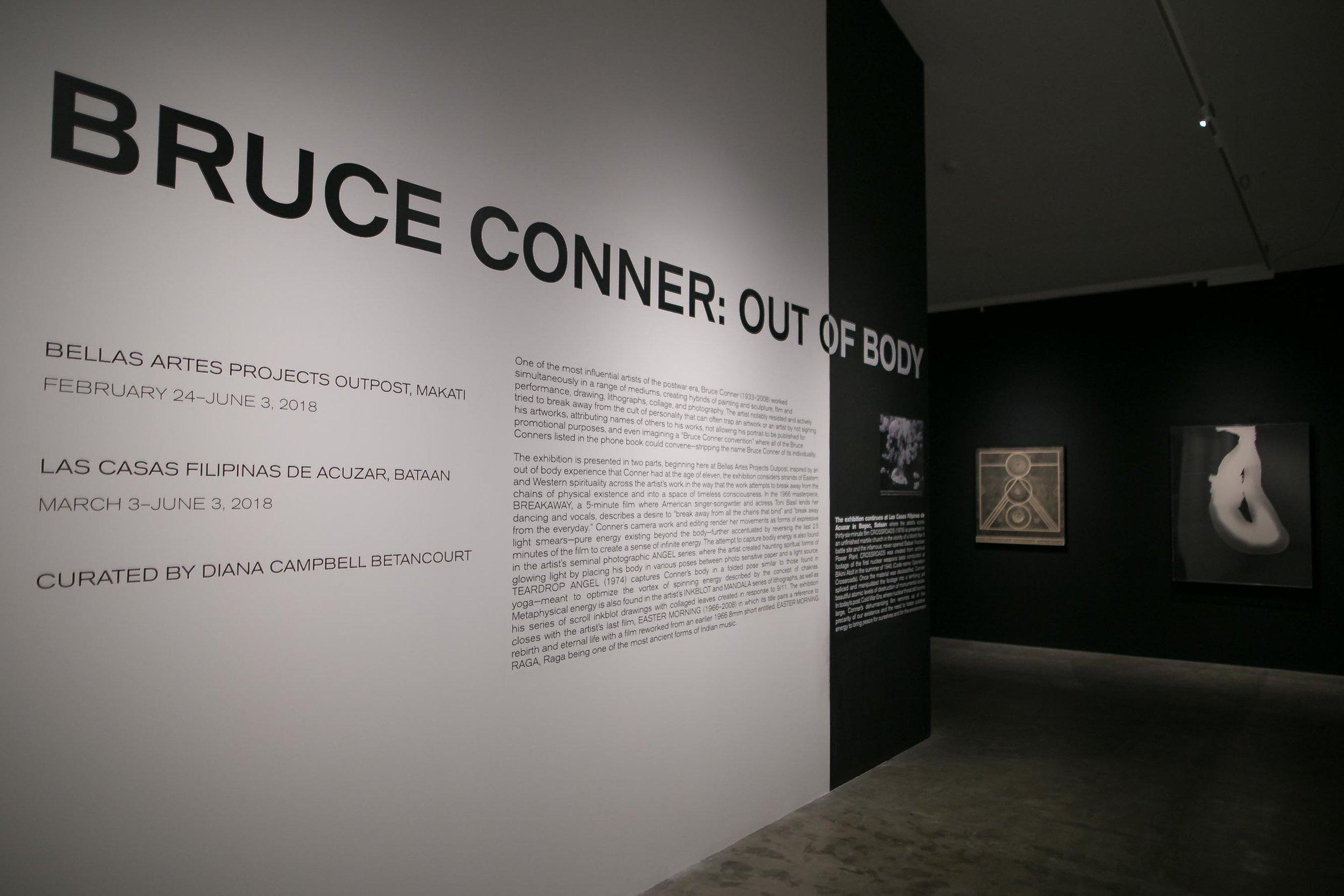 Bruce Conner_BAP Outpost Installation_WallIntro_PhotobyToiaAvenido.jpg