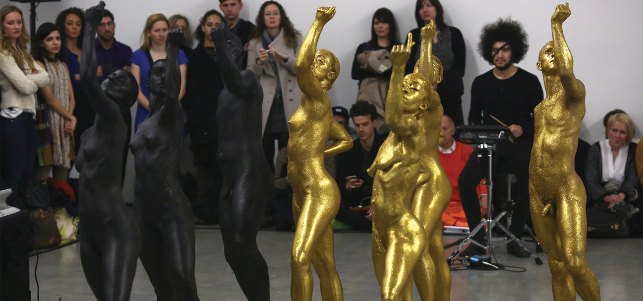 ENDYMION  (2013) at Performa 13, New York City, USA.