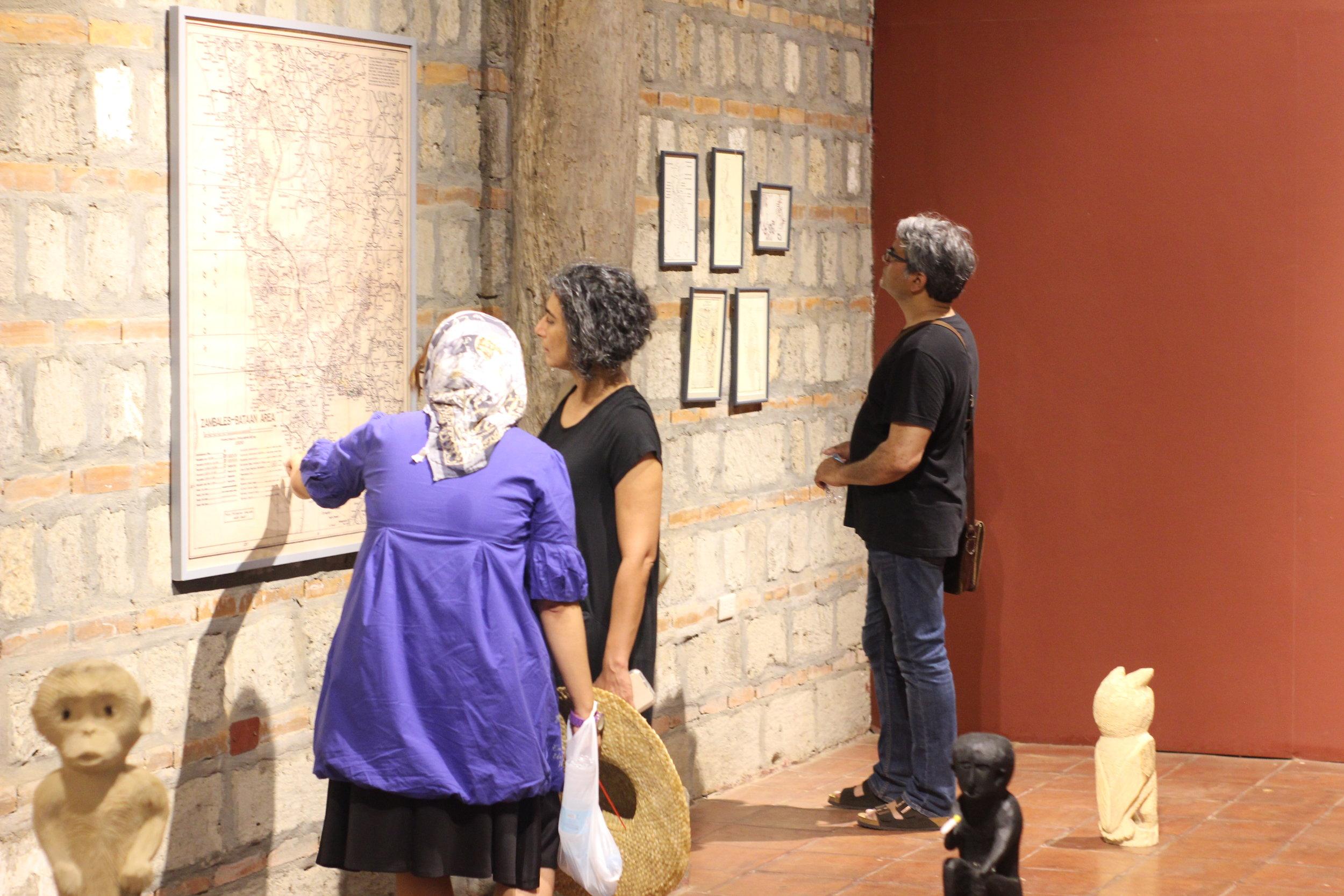 Tour of Casa Quiapo at Las Casas Filipinas de Acuzar