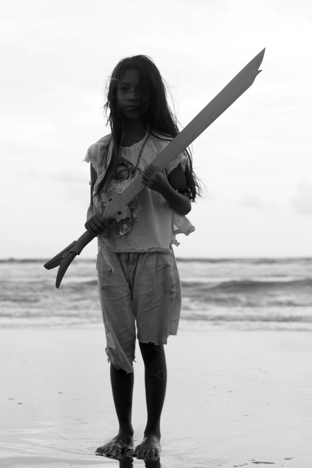 Gryshyll Reyes as Riana. Photo by Ansperniel Aquino