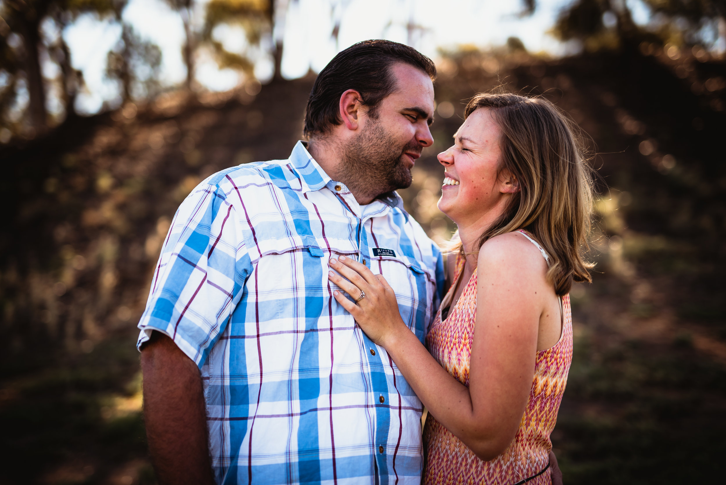Jane Portnoff: Adelaide Engagement and Couples Photography