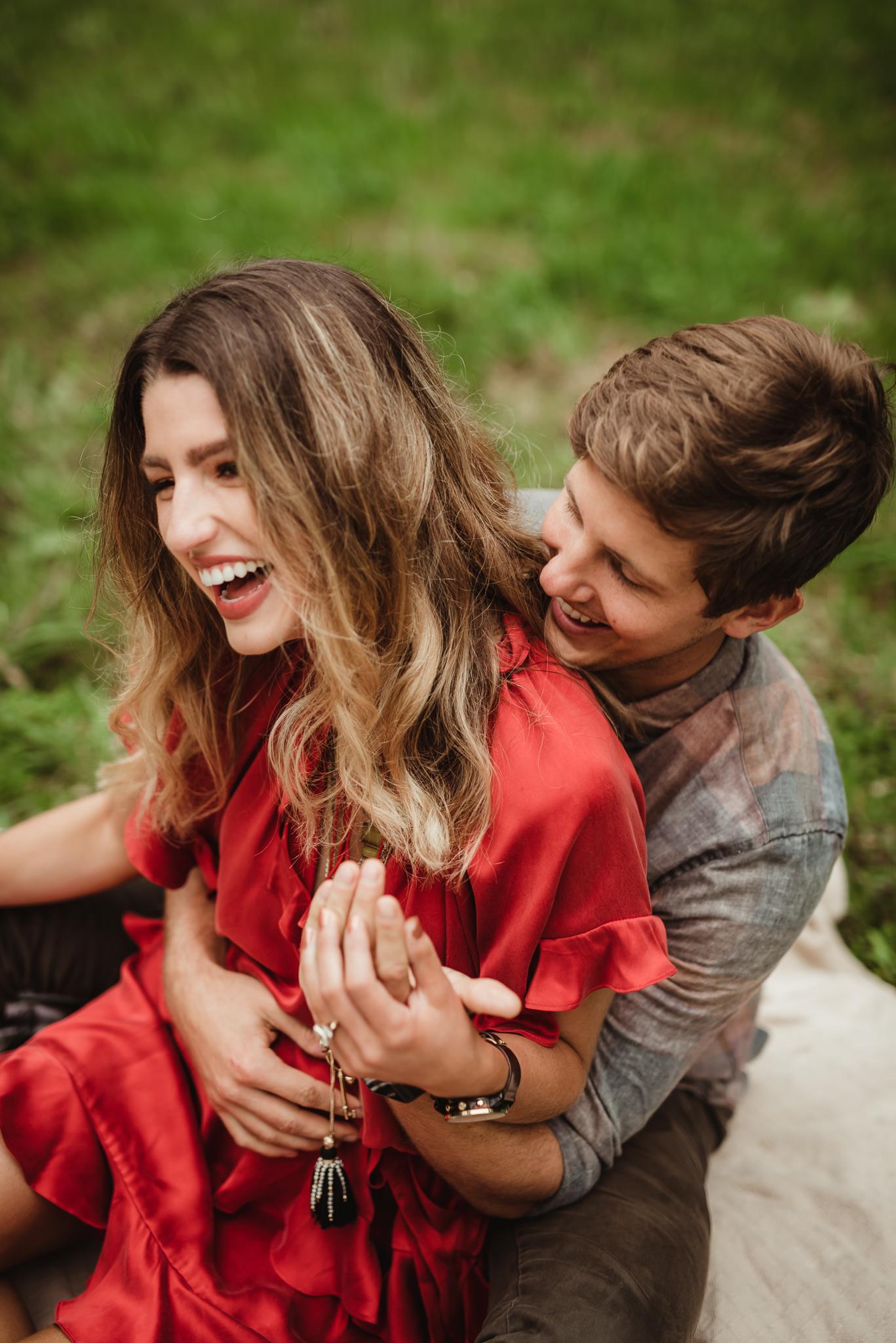 Jane Portnoff: Adelaide Engagement Photography