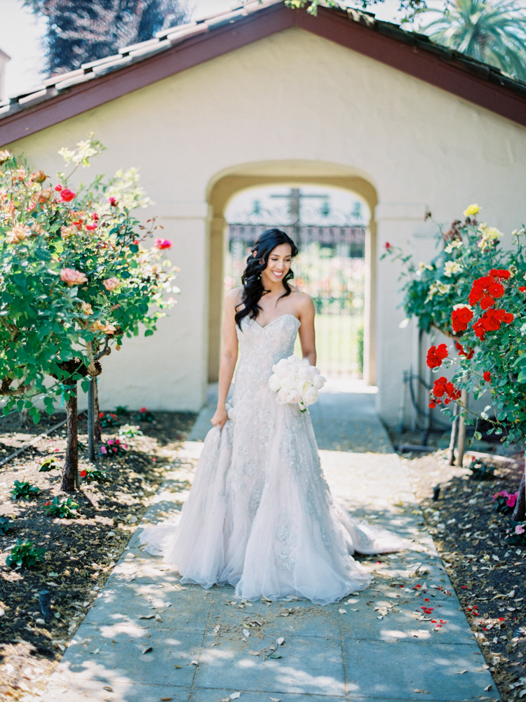Santa clara university wedding northern california film photographer-48
