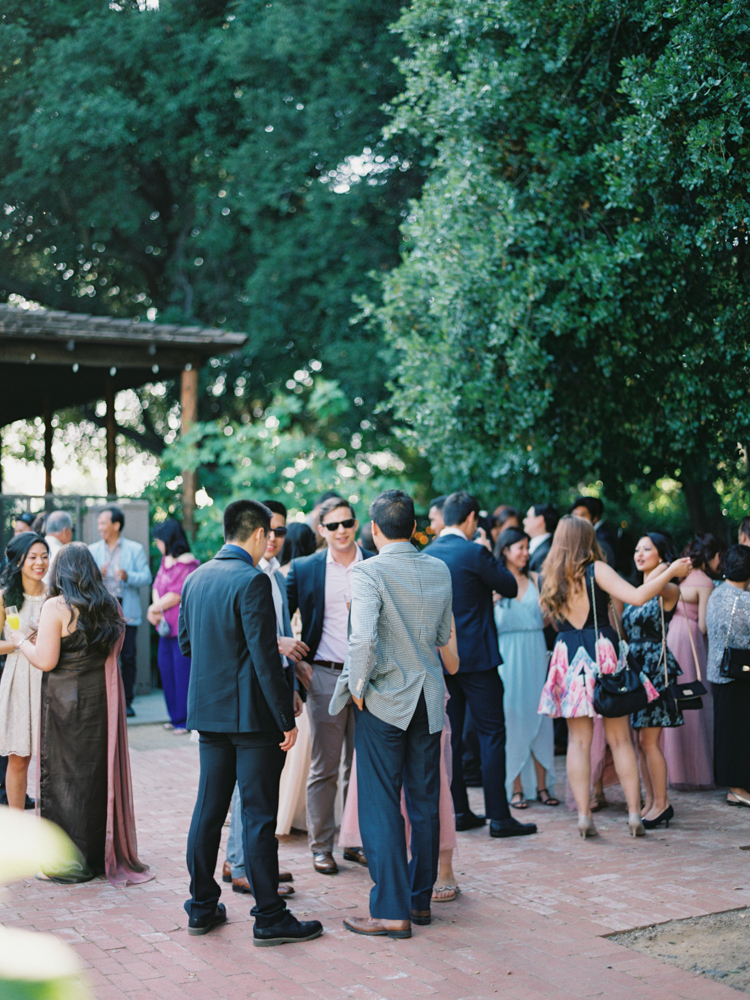 Santa clara university wedding northern california film photographer-56