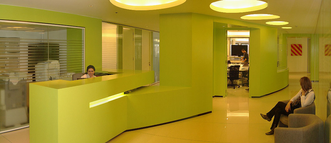 IFP Offices Hazmieh, Lebanon