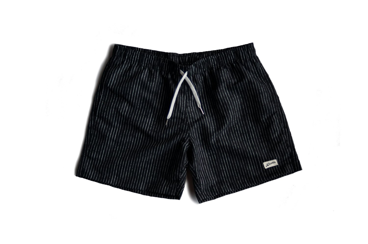 Most guys don't like too much designs on their shorts and trunks so these are perfect. Pool Time!