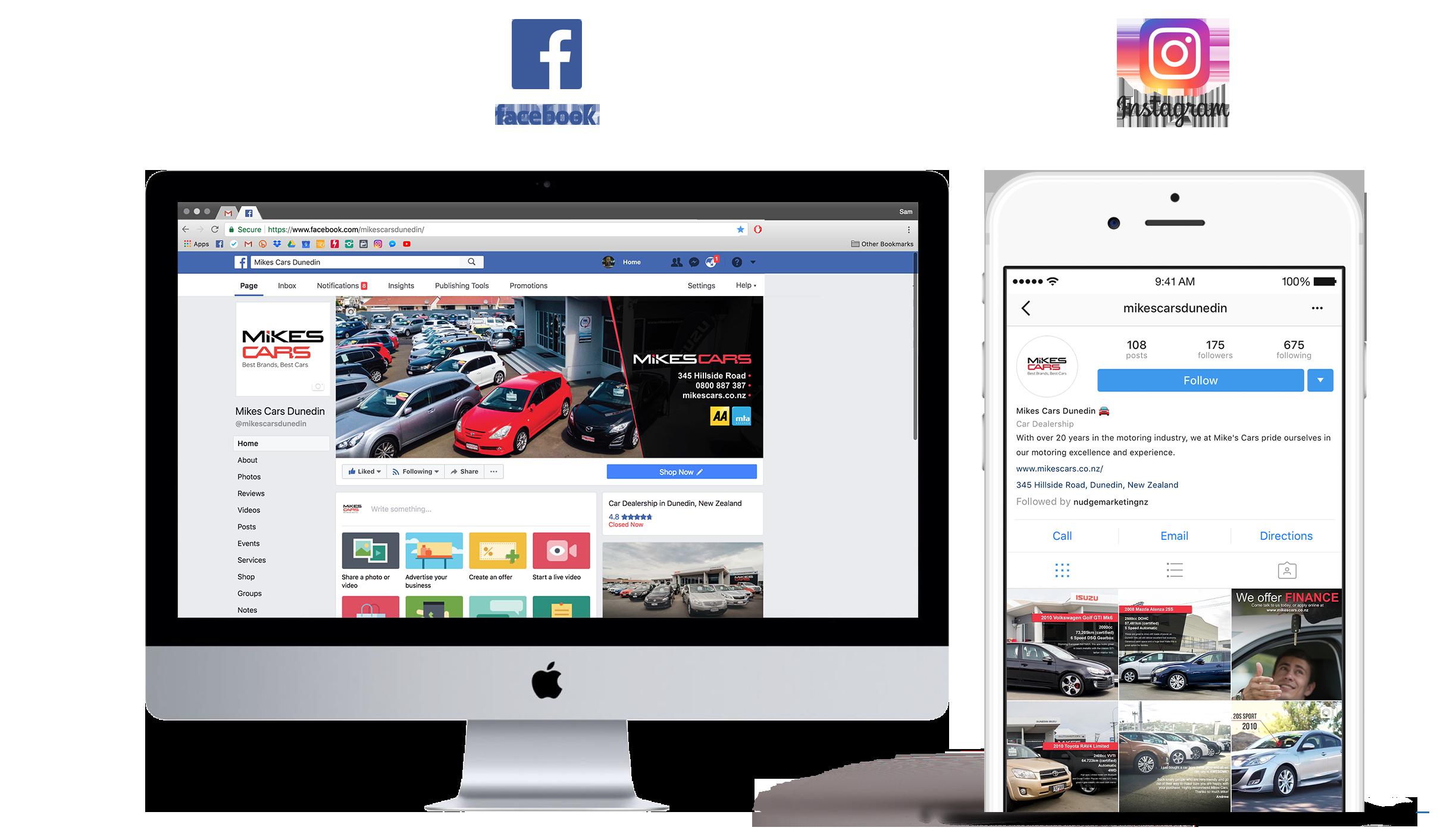 Mikes Cars Social Media.png