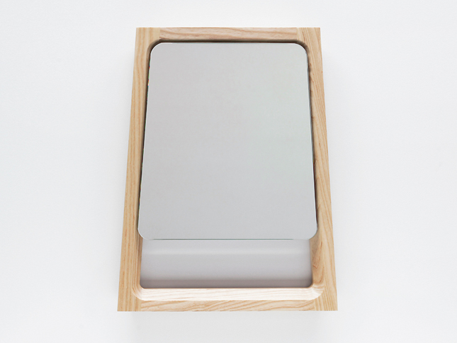 Chamfer Wall Mirror