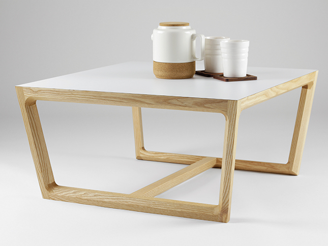 Chamfer Coffee Table