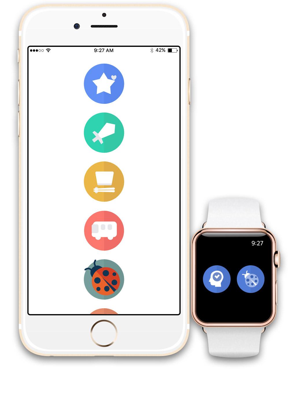 このアプリは日本語話者を対象とした英会話学習アプリです。アイフォーン機能を最大限活用して学習効果を高めています。  「8-STEP英会話」