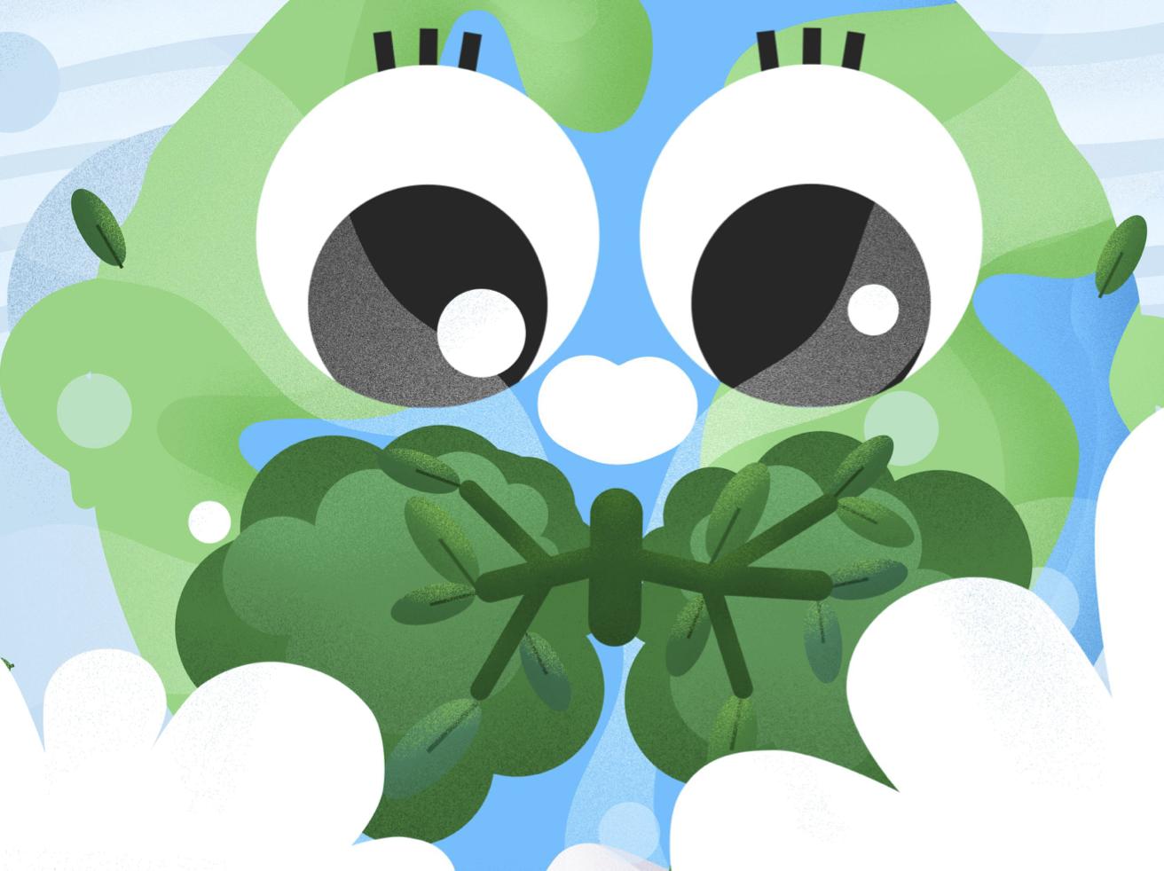 """Producción de oxígeno - Los bosques son llamados """"los pulmones de la tierra"""", y con mucha razón, pues ellos producen el oxígeno que se encuentra en el aire y que nosotros necesitamos para respirar.El Amazonas, por ejemplo, es de vital importancia porque produce alrededor el 20% del oxígeno de la tierra!"""