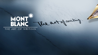 Montblanc - The Art of Writing